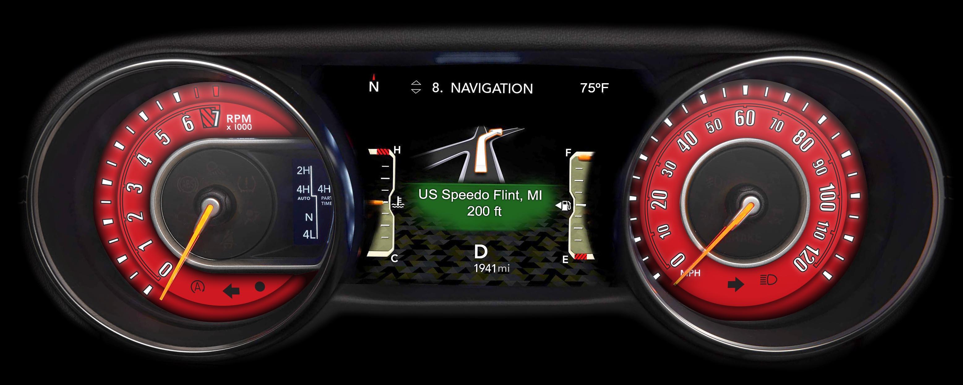 Jeep Wrangler JL Daytona Edition