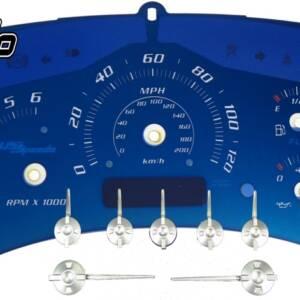 US Speedo Aqua Edition for 2002 Cadillac Escalade