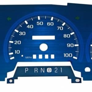 US Speedo Aqua Edition for 1997-1998 Ford Expedition