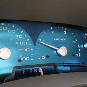 US Speedo Aqua Edition for 2002-2004 Ford F250 / F350 Diesel / Excursion