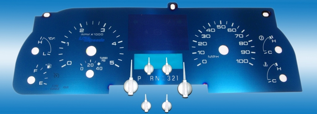 2005 ford f250 options