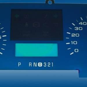 US Speedo Aqua Edition for 2005-2007 Ford F250 / F350 Gas
