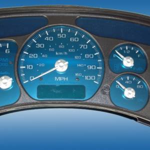 US Speedo Aqua Edition for 1999 Chevrolet / GMC Truck & SUV