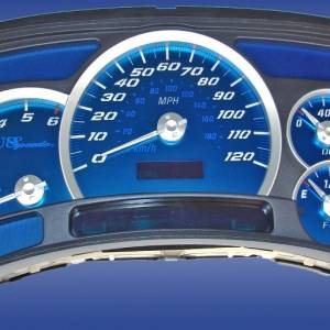 US Speedo Aqua Edition for 2003 Chevrolet / GMC Truck & SUV