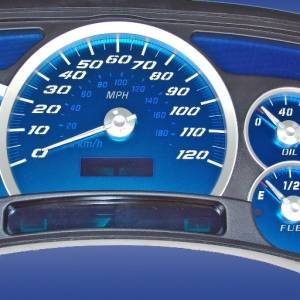 US Speedo Aqua Edition for 2003-2005 Chevrolet / GMC Truck & SUV