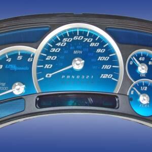US Speedo Aqua Edition for 2006 Chevrolet / GMC Truck & SUV