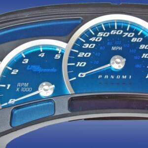 US Speedo Aqua Edition for 2006-2007 Chevrolet / GMC Truck & SUV