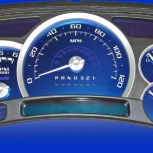 US Speedo Aqua Edition for 2006 Chevrolet / GMC Truck & SUV