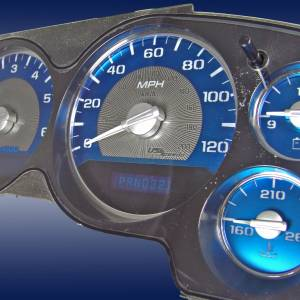 US Speedo Aqua Edition for 2007-2013 Chevrolet / GMC Truck & SUV