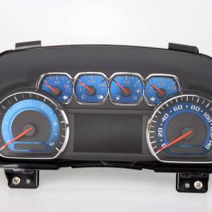 US Speedo Aqua Edition for 2014-2018 Chevrolet / GMC Truck & SUV