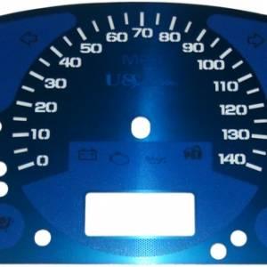 US Speedo Aqua Edition for 2005-2007 Chevrolet Malibu