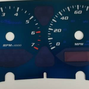 US Speedo Aqua Edition for 2007-2008 Dodge Ram Gas