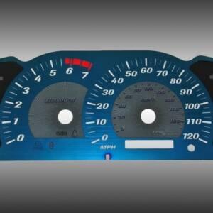 US Speedo Aqua Edition for 2005-2006 Toyota Tundra