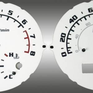 US Speedo Daytona Edition for 2004-2009 Chevrolet Aveo