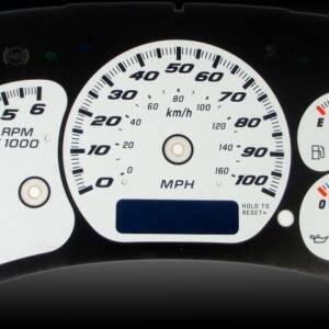 US Speedo Daytona Edition for 1999 Chevrolet / GMC Truck & SUV