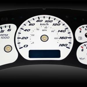 US Speedo Daytona Edition for 1999 Chevrolet / GMC Truck & SUV