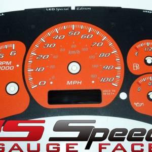 US Speedo Daytona Edition for 1999-2002 Chevrolet / GMC Truck & SUV