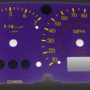 US Speedo Daytona Edition for 2000-2004 Ford Focus