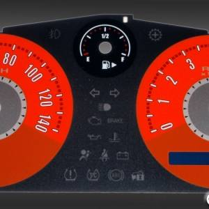 US Speedo Daytona Edition for 2007-2010 Chevrolet / Pontiac Cobalt / G5