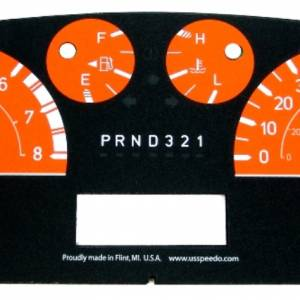 US Speedo Daytona Edition for 2006-2010 Hummer H3