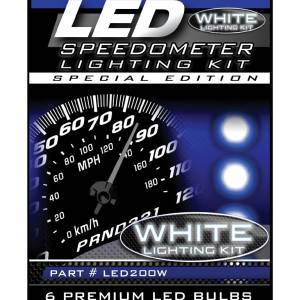 US Speedo LED Speedometer Lighting Kit for  Your Vehicle