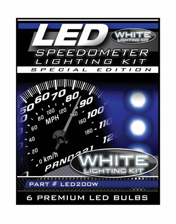 US Speedo LED Speedometer Lighting Kit for  Your Vehicle