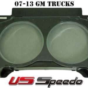US Speedo Custom for 2007-2013 Chevrolet / GMC Truck & SUV