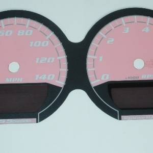 US Speedo Daytona Edition for 2005-2009 Dodge Magnum / Charger / Challenger