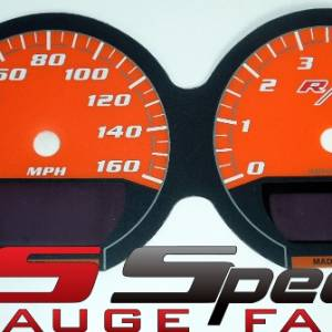 US Speedo Daytona Edition for 2005-2009 Dodge Magnum / Charger / Challenger