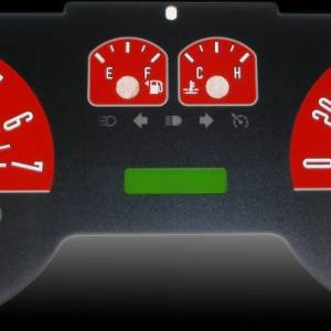 US Speedo Daytona Edition for 2005-2009 Ford Mustang