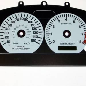 US Speedo Daytona Edition for 1999-2003 Ford Mustang