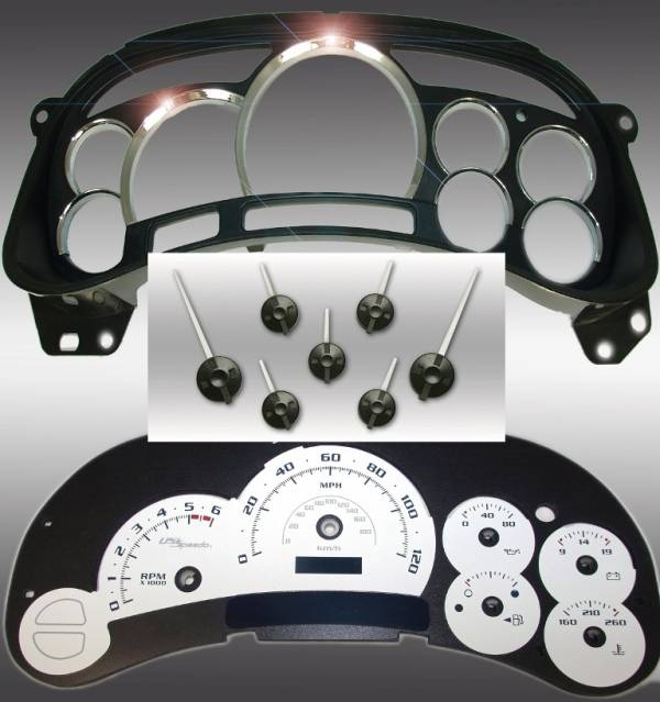 US Speedo Escalade Edition for 2003 Chevrolet / GMC Truck & SUV