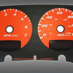 US Speedo Daytona Edition for 2002-2005 Dodge Ram Gas
