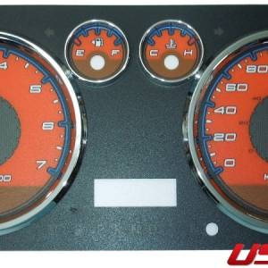 US Speedo Daytona Edition for 2009-2012 Dodge Ram Gas
