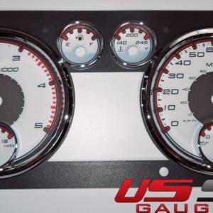 US Speedo Daytona Edition for 2009-2012 Dodge Ram Diesel