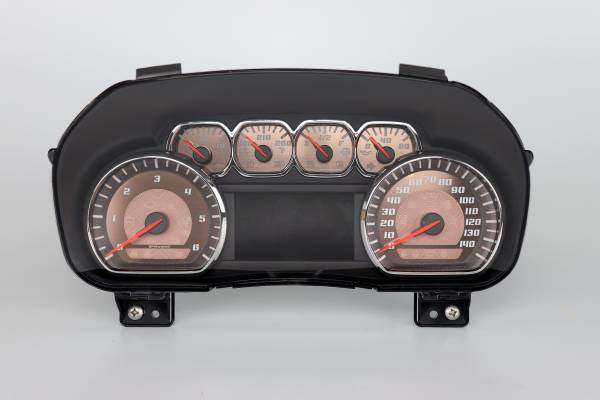 US Speedo Rose Gold Edition for 2014-2018 Chevrolet / GMC Truck & SUV