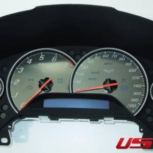 US Speedo Stealth Edition for 2005-2010 Chevrolet Corvette