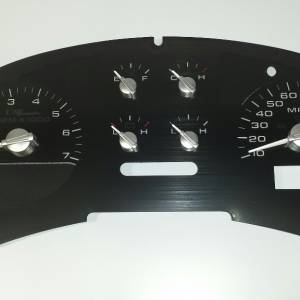 US Speedo Stealth Edition for 2005-2007 Ford F250 / F350 Gas