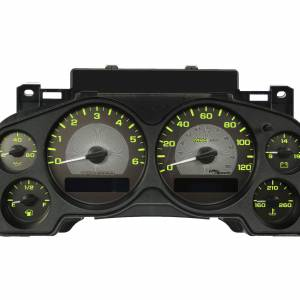 US Speedo Stealth Edition for 2007-2013 Chevrolet / GMC Truck & SUV