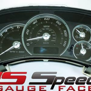 US Speedo Stealth Edition for 1999-2002 Chevrolet / GMC Truck & SUV