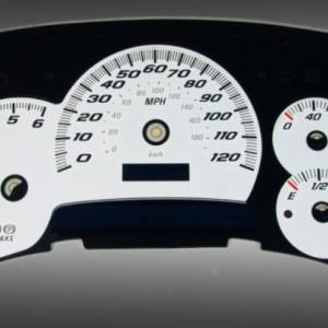 US Speedo Daytona Edition for 2003 Chevrolet / GMC Truck & SUV