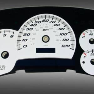US Speedo Daytona Edition for 2003 Chevrolet / GMC Truck & SUV
