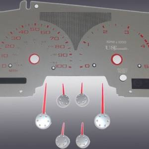 US Speedo Stainless Edition for 2002-2004 Ford F250 / F350 Diesel