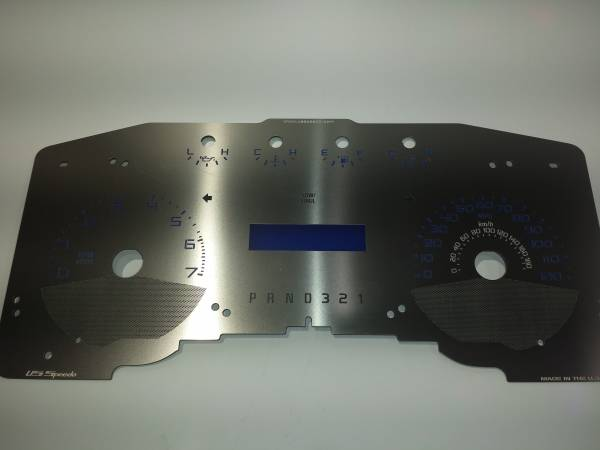 US Speedo Stainless Edition for 2011-2014 Ford F150