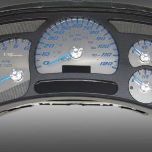 US Speedo Stainless Edition for 2003 Chevrolet / GMC Truck & SUV