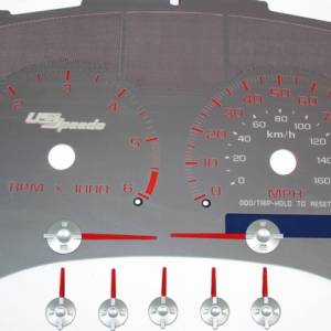 US Speedo Stainless Edition for 1998-2002 Chevrolet S10 / Blazer