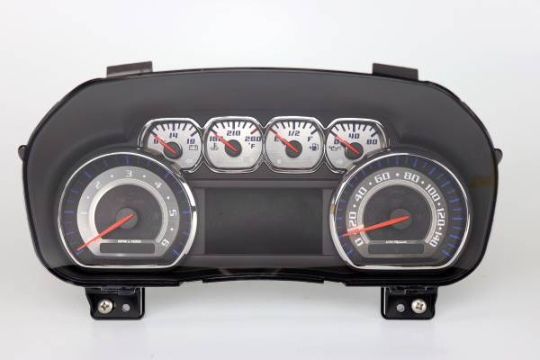 US Speedo Stainless Edition for 2014-2018 Chevrolet / GMC GM Truck & SUV