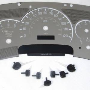 US Speedo Stainless Edition for 2003-2005 Hummer H2