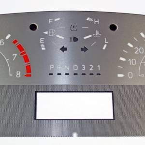 US Speedo Stainless Edition for 2006-2010 Hummer H3