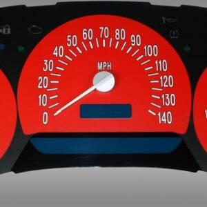 US Speedo Daytona Edition for 2003-2005 Chevrolet SSR